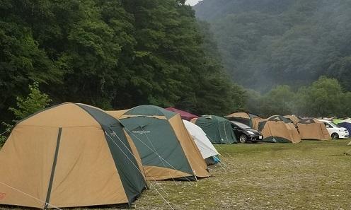 ウェルキャンプ西丹沢 おすすめ