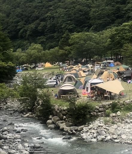 ウェルキャンプ西丹沢 体験レビュー