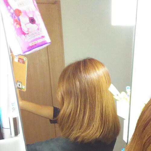 クレムドアン生クリームシャンプー白髪